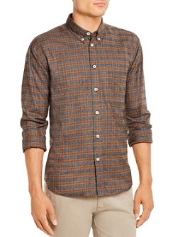 Billy Reid - Tuscumbia Plaid Regular Fit Button-Down Shirt
