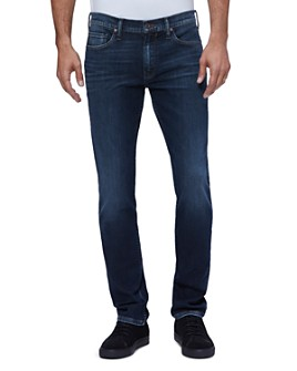 PAIGE - Lennox Slim Fit Jeans in Broderick