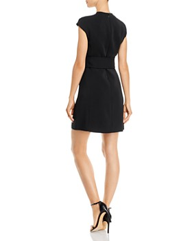 Theory - Mod Belted Mini Dress