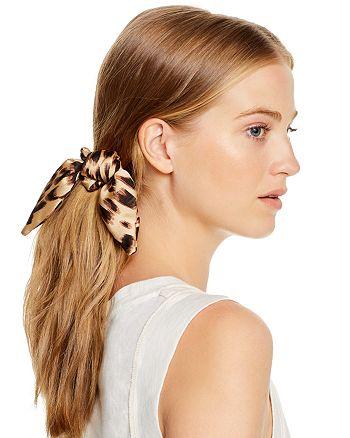 Lele Sadoughi - Rabbit-Ears Scrunchie