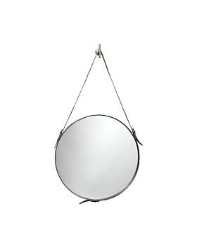 Jamie Young - Large Round Hanging Mirror