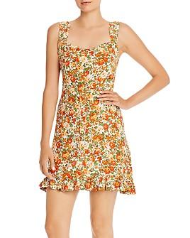 Faithfull the Brand - Lou Lou Floral Mini Dress