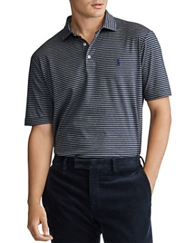 Polo Ralph Lauren - Classic Fit Cotton Interlock Polo Shirt