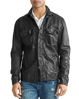 Polo Ralph Lauren - CPO Leather Jacket