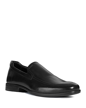 Geox Men's Calgary Leather Loafers