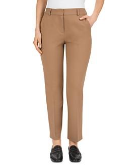 Gerard Darel - Lova Wool-Blend Straight-Leg Pants
