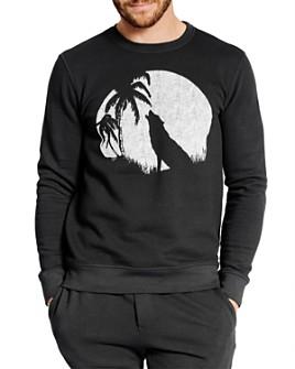 SOL ANGELES - Lone Wolf Graphic Sweatshirt