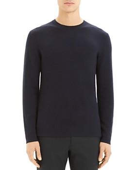 Theory - Detroe Milos Merino Wool Crewneck Sweater
