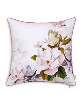 """Ted Baker - Opal Printed Decorative Pillow, 20"""" x 20"""""""