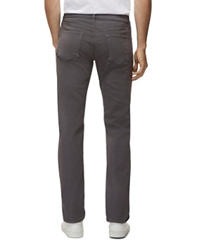 J Brand - Kane Straight Fit Jeans in Keckley Graffite