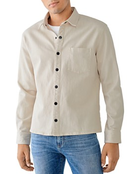 DL1961 - Lance Regular Fit Shirt Jacket