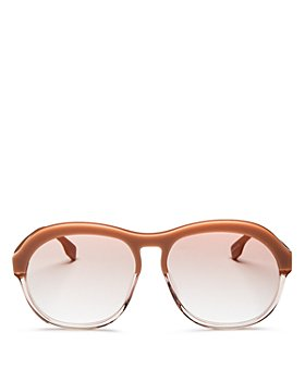 Le Specs Luxe - Unisex Burnout Aviator Sunglasses, 58mm