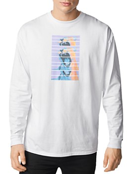 Zanerobe - Long-Sleeve Fangs Box Graphic Tee