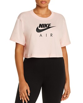 Nike Plus - Air Cropped Tee
