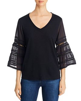 Single Thread - Bell-Sleeve Top
