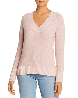 Kenneth Cole - V-Neck Sweater