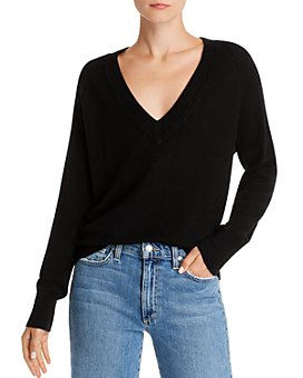 Equipment - Madalene Cashmere V-Neck Sweater
