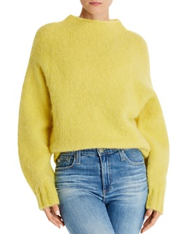 Equipment - Souxanne Funnel-Neck Sweater
