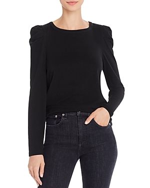 Bb Dakota x Steve Madden Puff-Sleeve Top-Women