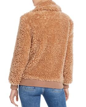 BB DAKOTA - Teddy Or Not Faux-Fur Jacket