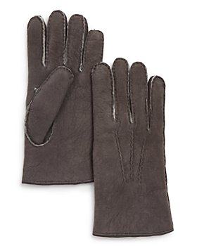 The Men's Store at Bloomingdale's - Shearling Gloves