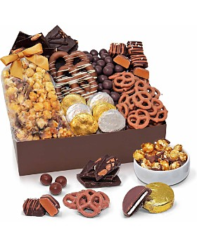 Chocolate Covered Company - Sensation Belgian Chocolate Covered Snack Tray