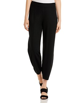 Eileen Fisher - Wool Ankle Jogger Pants
