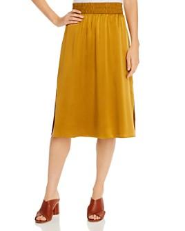 Eileen Fisher - Silk Skirt - 100% Exclusive