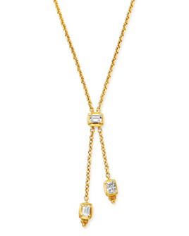 Bloomingdale's - Diamond Y Necklace in 14K Yellow Gold, 0.50 ct. t.w. - 100% Exclusive