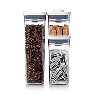 Oxo Good Grips 3-Piece Pop Container Variety Set