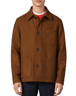 Sandro - Worker Slim Fit Jacket