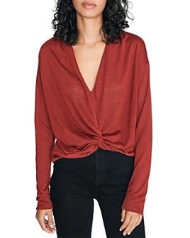Sanctuary - Twist-Front Top