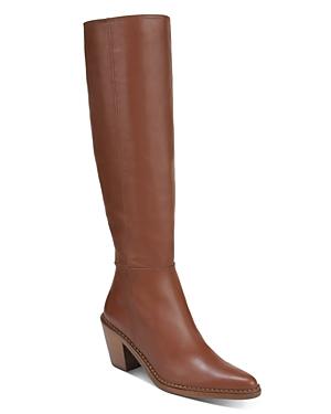 Vince Women\\\'s Hurley Tall Block Heel Boots
