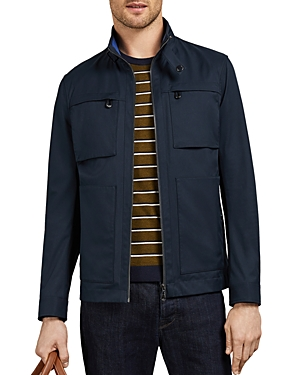 Ted Baker Jackets EXMOTH FUNNEL-NECK FIELD JACKET