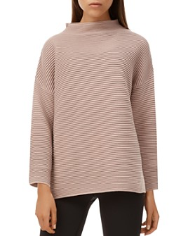 All Fenix - Tessa Funnel-Neck Sweater