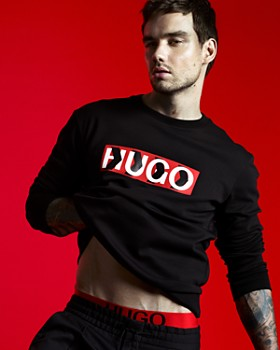 HUGO - x Liam Payne Dicago Logo Graphic Sweatshirt