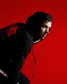 HUGO - x Liam Payne Daratschi Track Sweatshirt