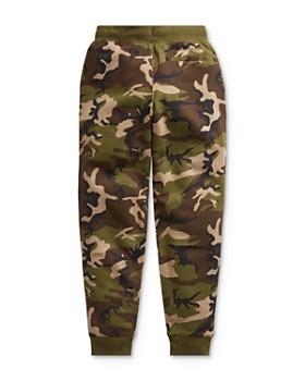 Ralph Lauren - Boys' Camo Fleece Jogger Pants - Big Kid