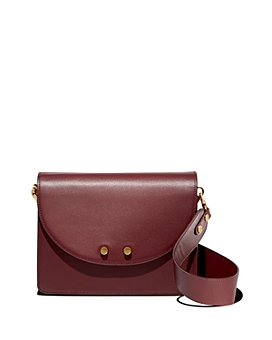 EMP.T LABEL by W CONCEPT - Super Miely Leather Crossbody