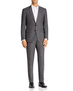 BOSS - Birdseye Wool Slim Fit Suit