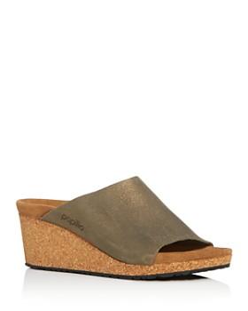 Birkenstock - Women's Papillio by Birkenstock Namica Wedge Slide Sandals