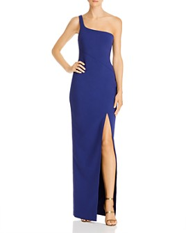 LIKELY - Camden One-Shoulder Gown