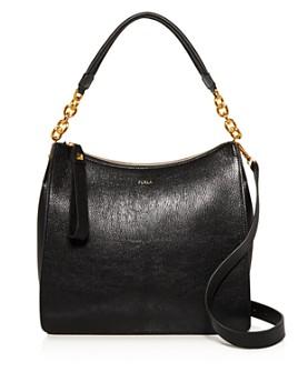 Furla - Diva Medium Leather Hobo