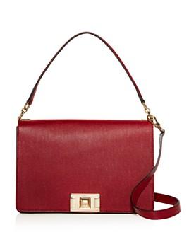Furla - Mimi Medium Leather Shoulder Bag