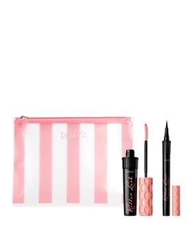 Benefit Cosmetics - Lash & Line-Up Mascara & Eyeliner Set