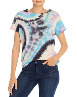 MOTHER - The Boxy Goodie Goodie Tie-Dye Tee