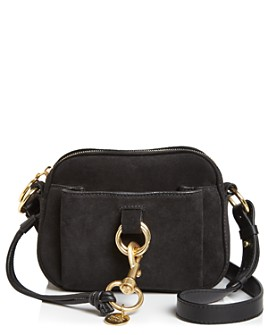 See by Chloé - Tony Suede Crossbody
