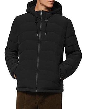 Marc New York - Packable Hooded Down Jacket