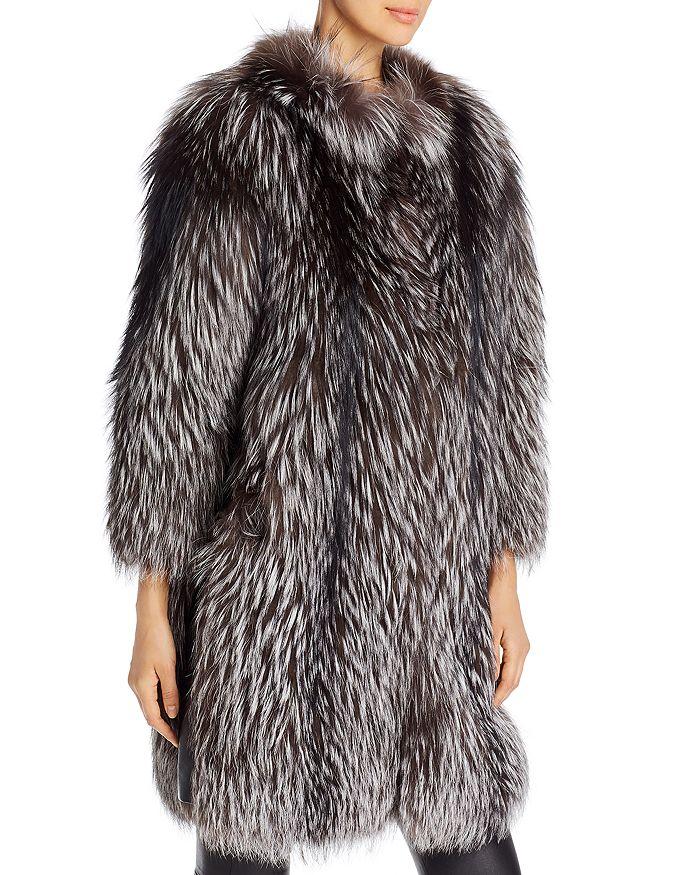 Maximilian Furs - Tipped Fox Fur Jacket - 100% Exclusive