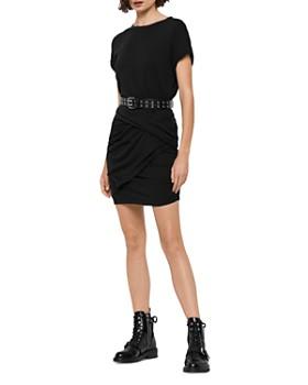 ALLSAINTS - Freidala Ruched Dress